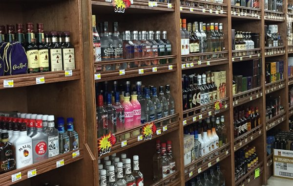 Liquors, Wines, Beer, Vodkas, Tequila, And Whiskey.